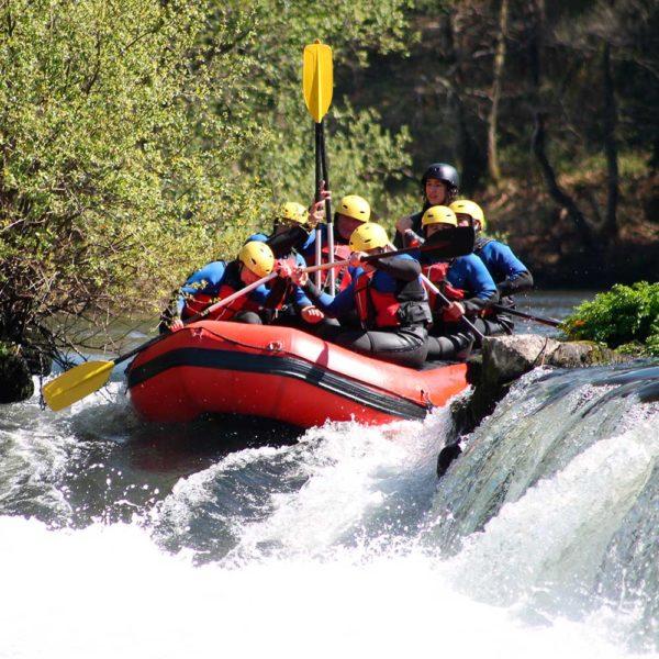 seguro rafting