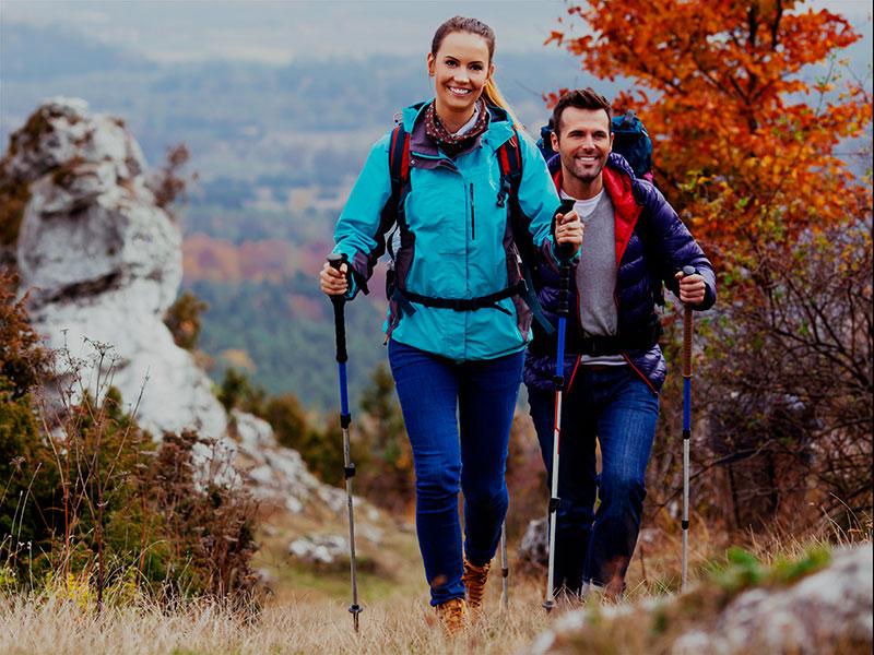 seguro trekking y senderismo