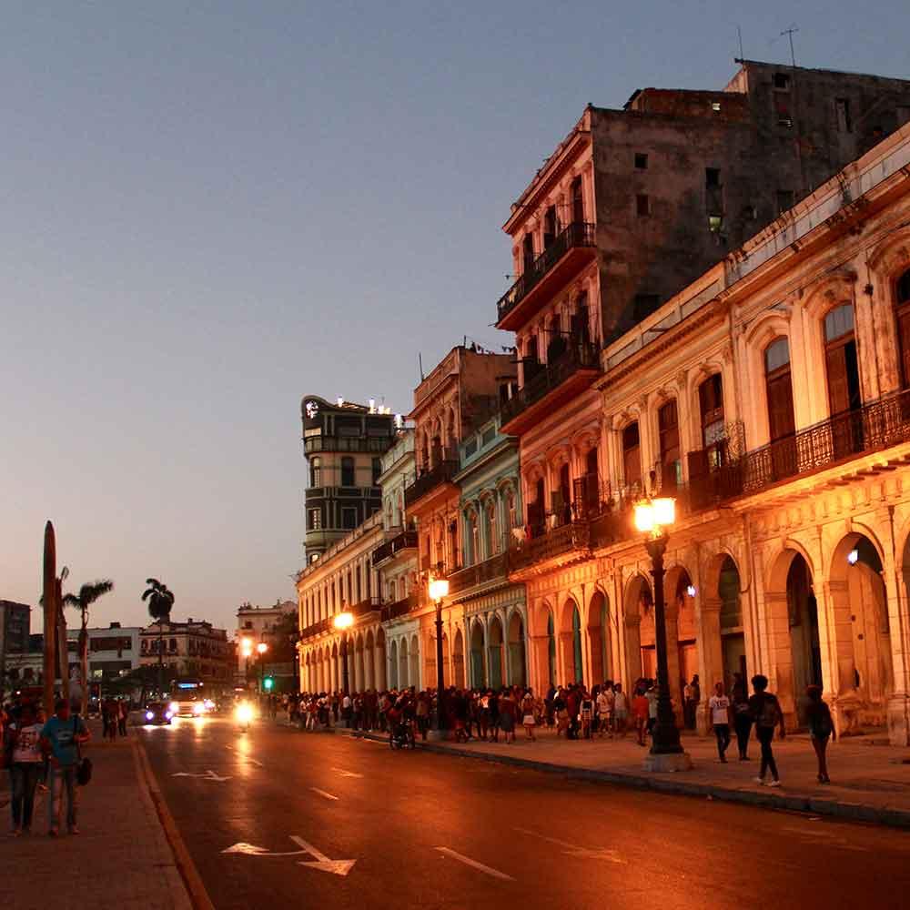 seguro de viaje para ir a Cuba